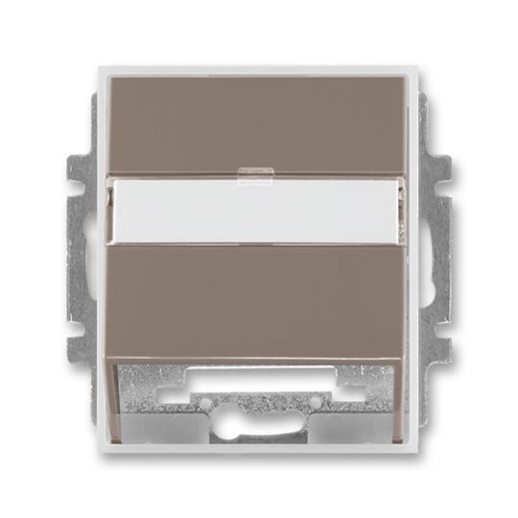 ABB 5014E-A00100 26 Time Kryt zásuvky komunikační (pro nosnou masku)