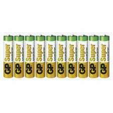 EMOS B1310G GP alkalická baterie SUPER AAA (LR03) 10SH