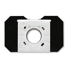 ABB 5530H-C67107 03 Levit Zásuvka centrálního vysávání, se základnou