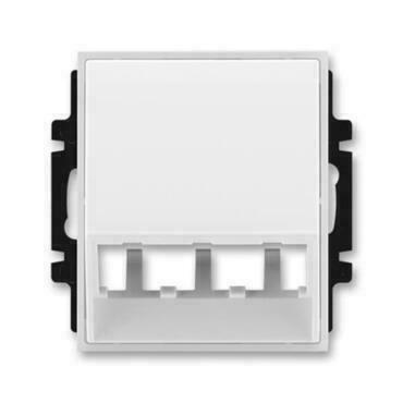 ABB 5014E-A00400 01 Element Kryt zásuvky komunikační (pro prvky Panduit Mini-Com)