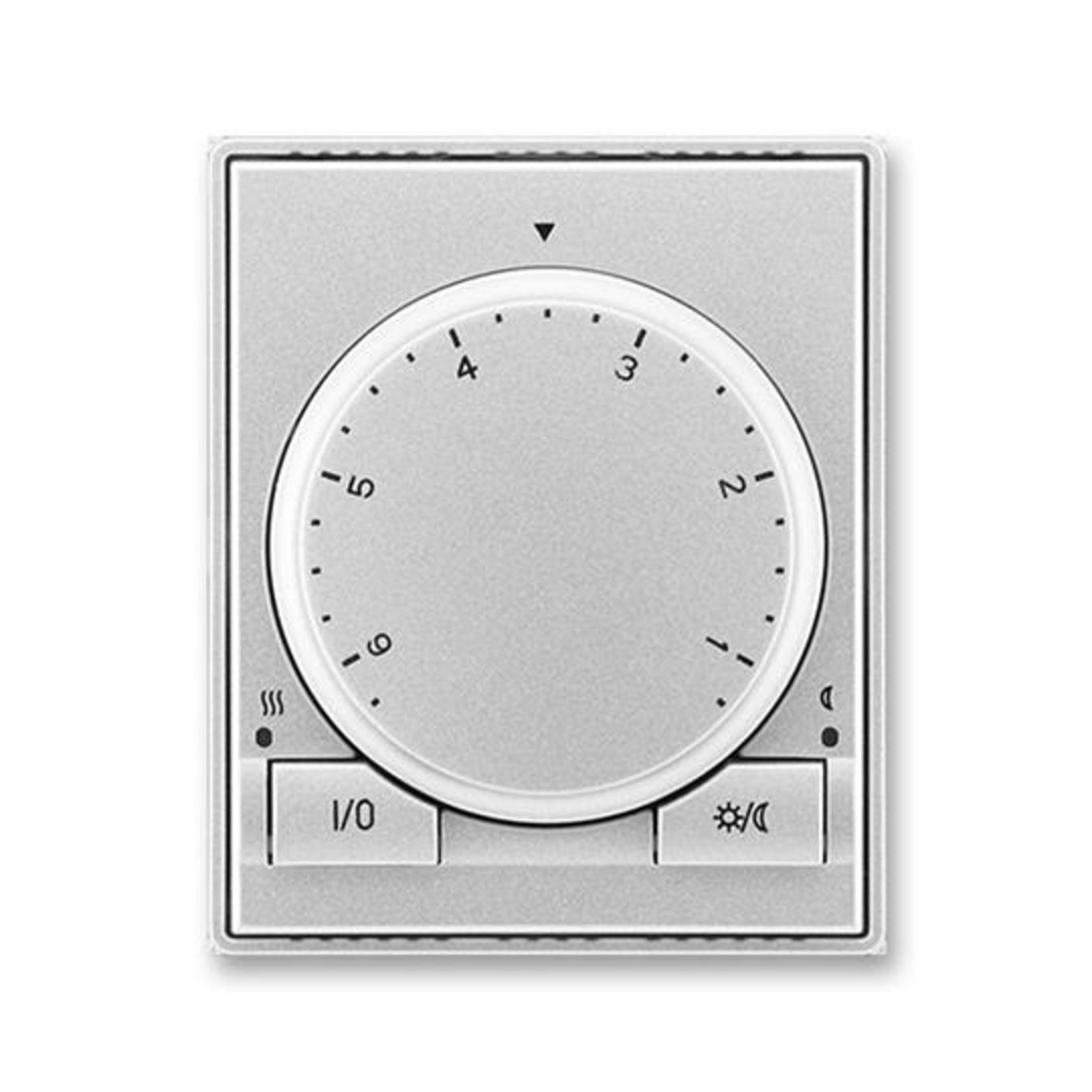 ABB 3292E-A10101 08 Time Termostat univerzální s otočným nastavením teploty (ovl. jednotka)