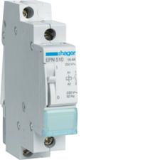HAG EPN510 Impulsní relé 16A, 1S, 230V AC / 110V DC