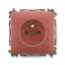 ABB 5519A-A02357 R2 Tango Zásuvka jednonásobná, chráněná, s clonkami, s bezšroub. svorkami