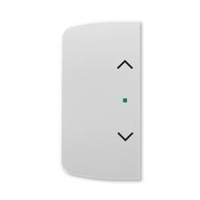 ABB 6220A-A02002 S free@home Kryt 2násobný levý/pravý, symbol žaluzie