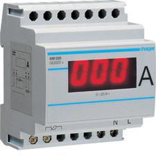 HAG SM020 Ampérmetr digitální přímé měření 0-20A