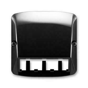 ABB 5014A-A00410 N Tango Kryt zásuvky komunikační (pro prvky Panduit Mini-Com)