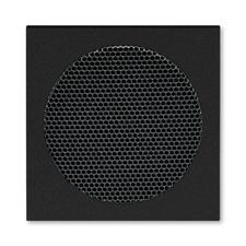 ABB 5016H-A00075 63 Levit Kryt pro reproduktor, s kulatou mřížkou (AudioWorld)