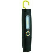 NG  Inspekční svítilna D2 CRI 95+, max250/80lm, max8/10hod, IP54/IK07/III, magnetická, nabíjení 3,5h
