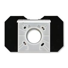 ABB 5530H-C67107 01 Levit Zásuvka centrálního vysávání, se základnou