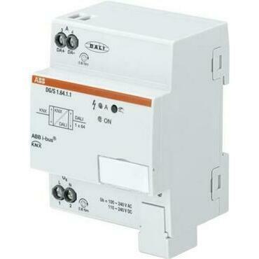 ABB 2CDG110198R0011 KNX Řadové rozhraní DALI Basic, 1násobné