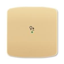 ABB 6220A-A01004 D free@home Kryt 1násobný, symbol stmívání