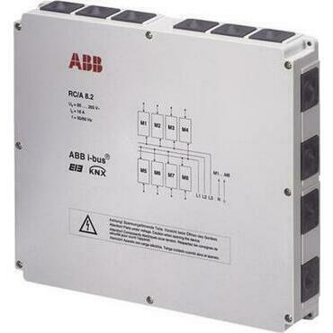 ABB 2CDG110106R0011 KNX Řídicí lokální jednotka pro 8 modulů, nástěnná