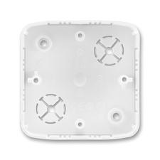 ABB LK 80x28/T Krabice pro lištový rozvod, jednonásobná Úložný materiál