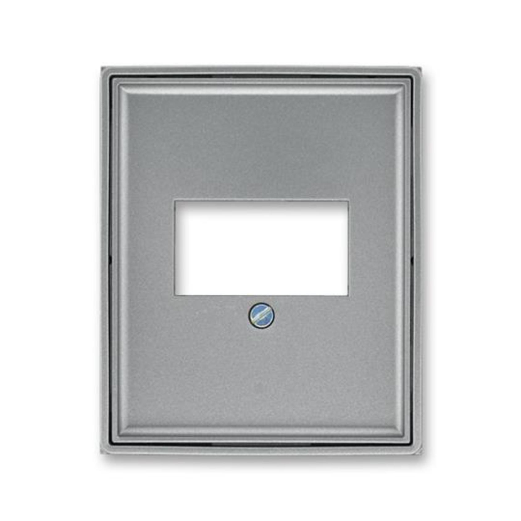 ABB 5014E-A00040 36 Time Kryt zásuvky komunikační přímé (pro HDMI, USB, VGA, USB nabíječku)