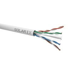 INTLK 26000001 SXKD-6-UTP-PVC  Instalační kabel Solarix CAT6 UTP PVC Eca 500m/cívka