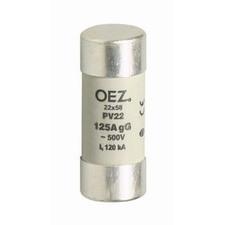 OEZ:06756 Pojistková vložka PV22 100A gG RP 2,38kč/ks