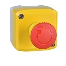 SCHN XALK178 Ovládač nouzového zastavení s aretací ve skříni, uvolnit pootočením, 1 V RP 0,17kč/ks
