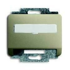 ABB 2CKA001724A2793 Alpha Kryt zásuvky komunikační, s popisovým polem (pro nosnou masku)