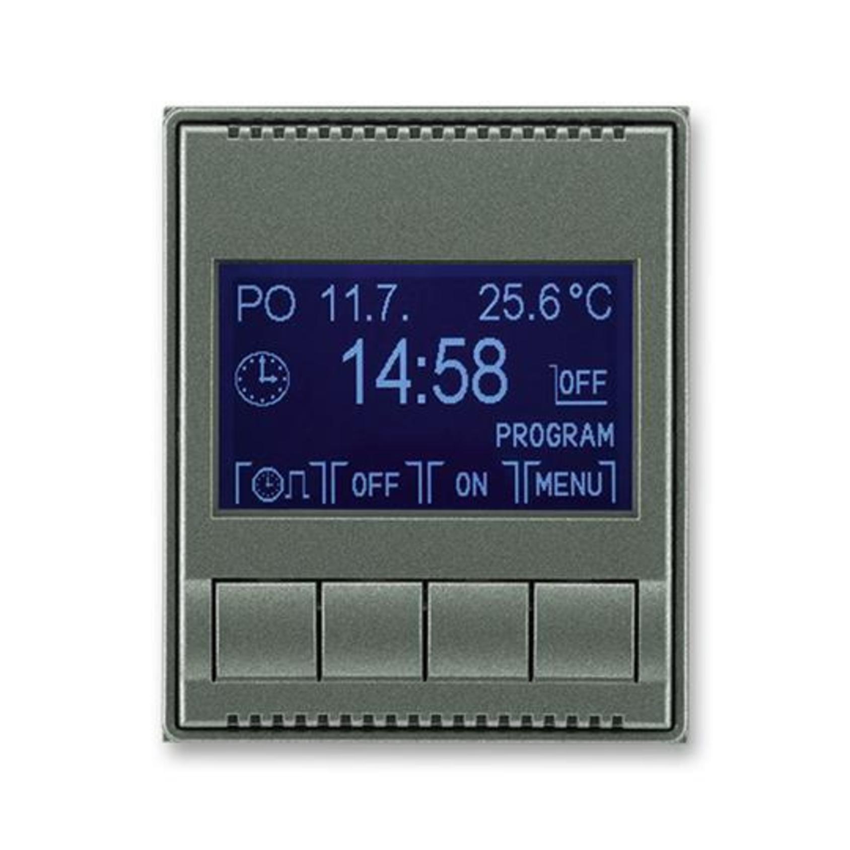 ABB 3292E-A20301 34 Time Hodiny spínací programovatelné (ovládací jednotka)