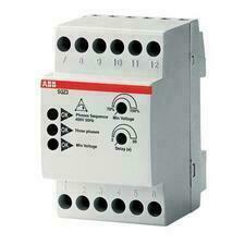 ABB 2CSM111310R1331 SQZ3  relé pro kontrolu fází