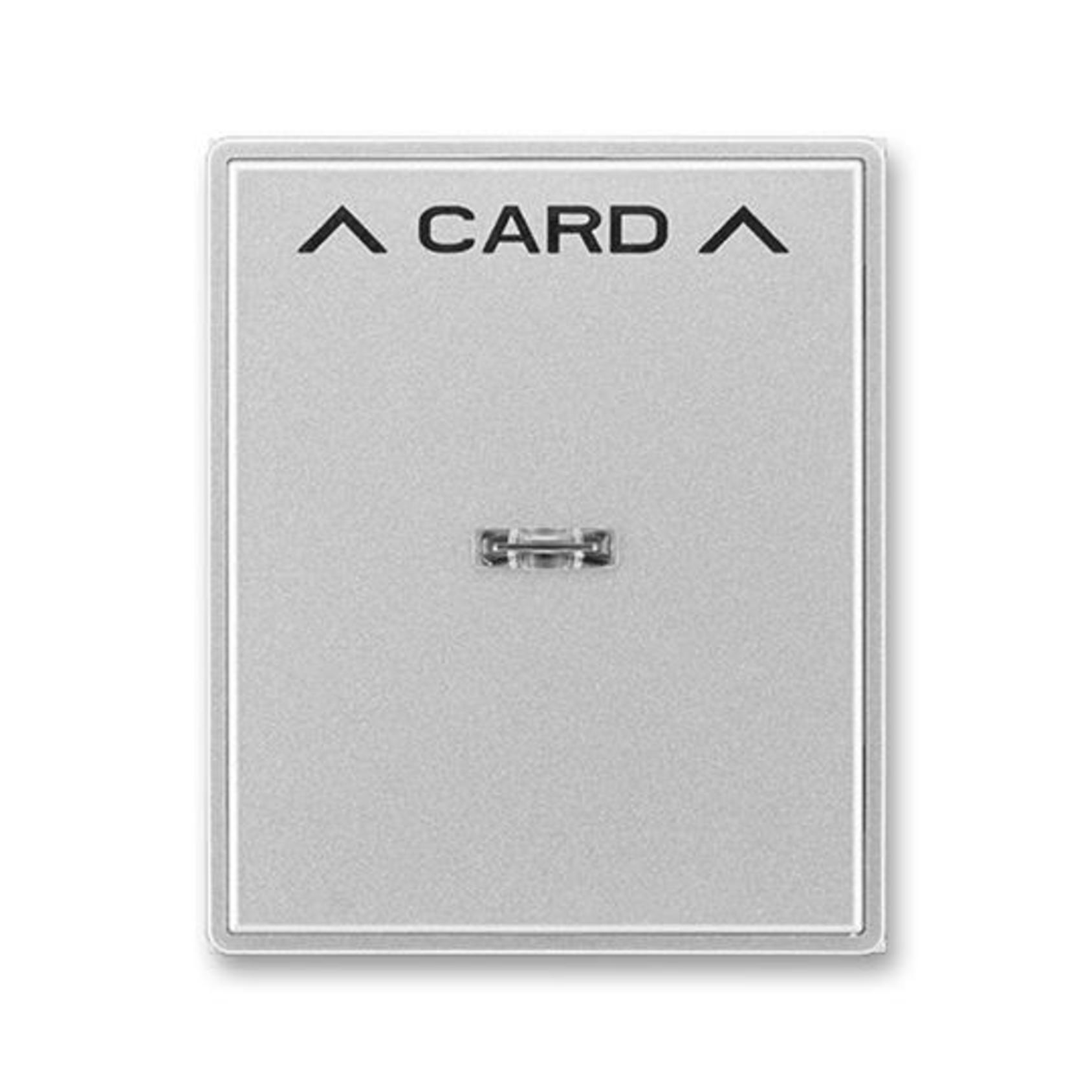 ABB 3559E-A00700 08 Time Kryt spínače kartového, s čirým průzorem