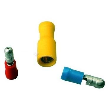 GPH BF-BF 5 Konektor kruhový lisovací PVC