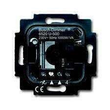 ABB 2CKA006520A0227 Přístroje Přístroj stmívače pro tlačítkové spínání a otočné ovládání (typ 6520 U