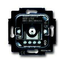 ABB 2CKA006513A0568 Přístroje Přístroj stmívače pro tlačítkové spínání a otoč. ovládání (typ 6513 U-