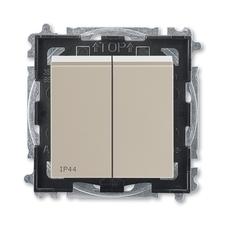 ABB 3559H-A05940 18 IPxx Přepínač sériový, řazení 5, IP44