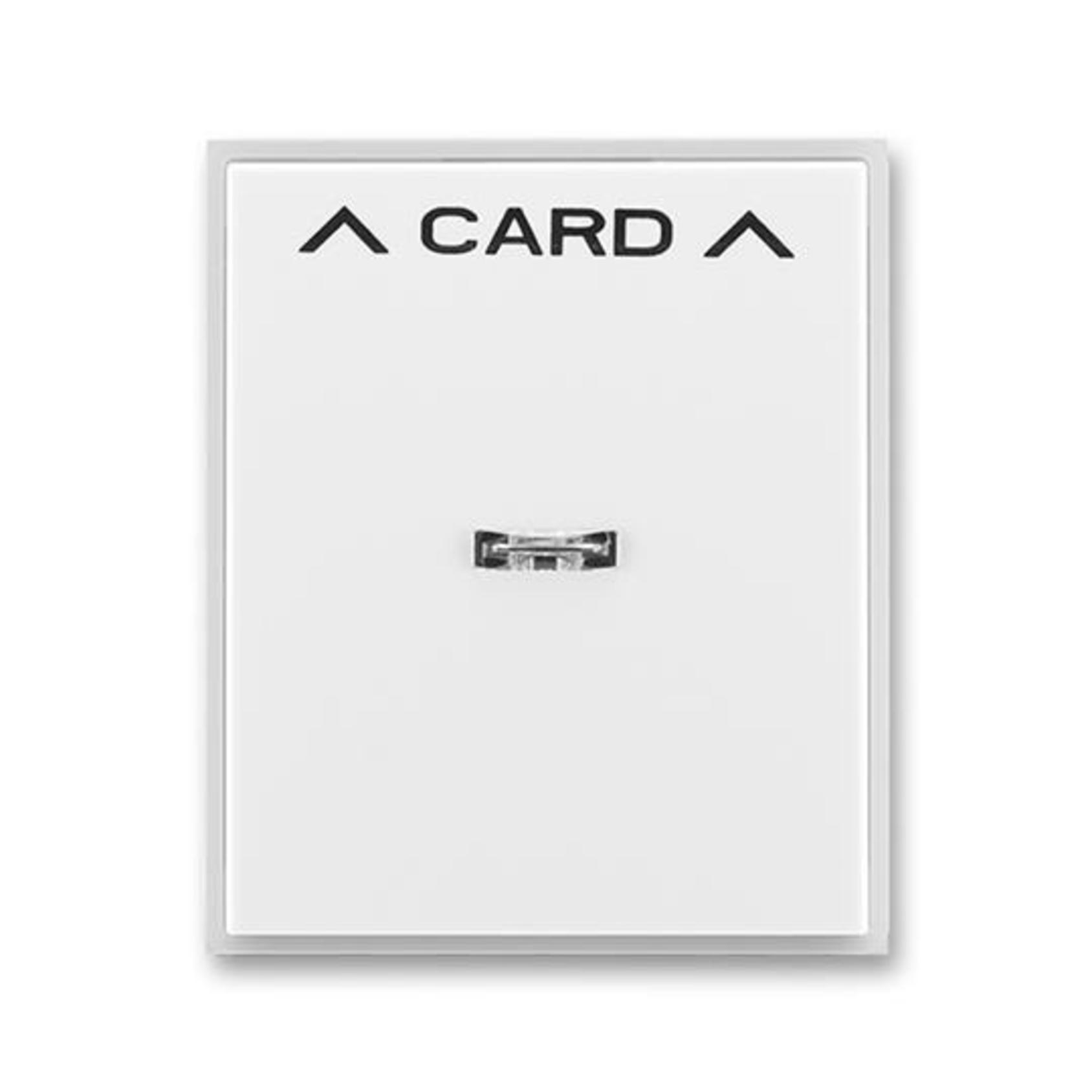 ABB 3559E-A00700 01 Element Kryt spínače kartového, s čirým průzorem