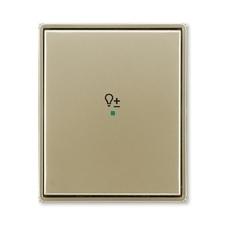 """ABB 6220E-A01004 33 free@home Kryt 1násobný, symbol """"stmívání"""""""