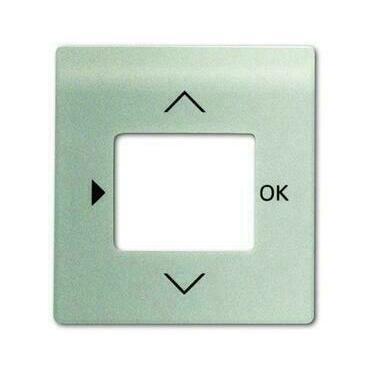 ABB 2CKA006430A0302 Impuls Kryt termostatu se spínacími hodinami, časovače nebo ovladače Busch-Timer