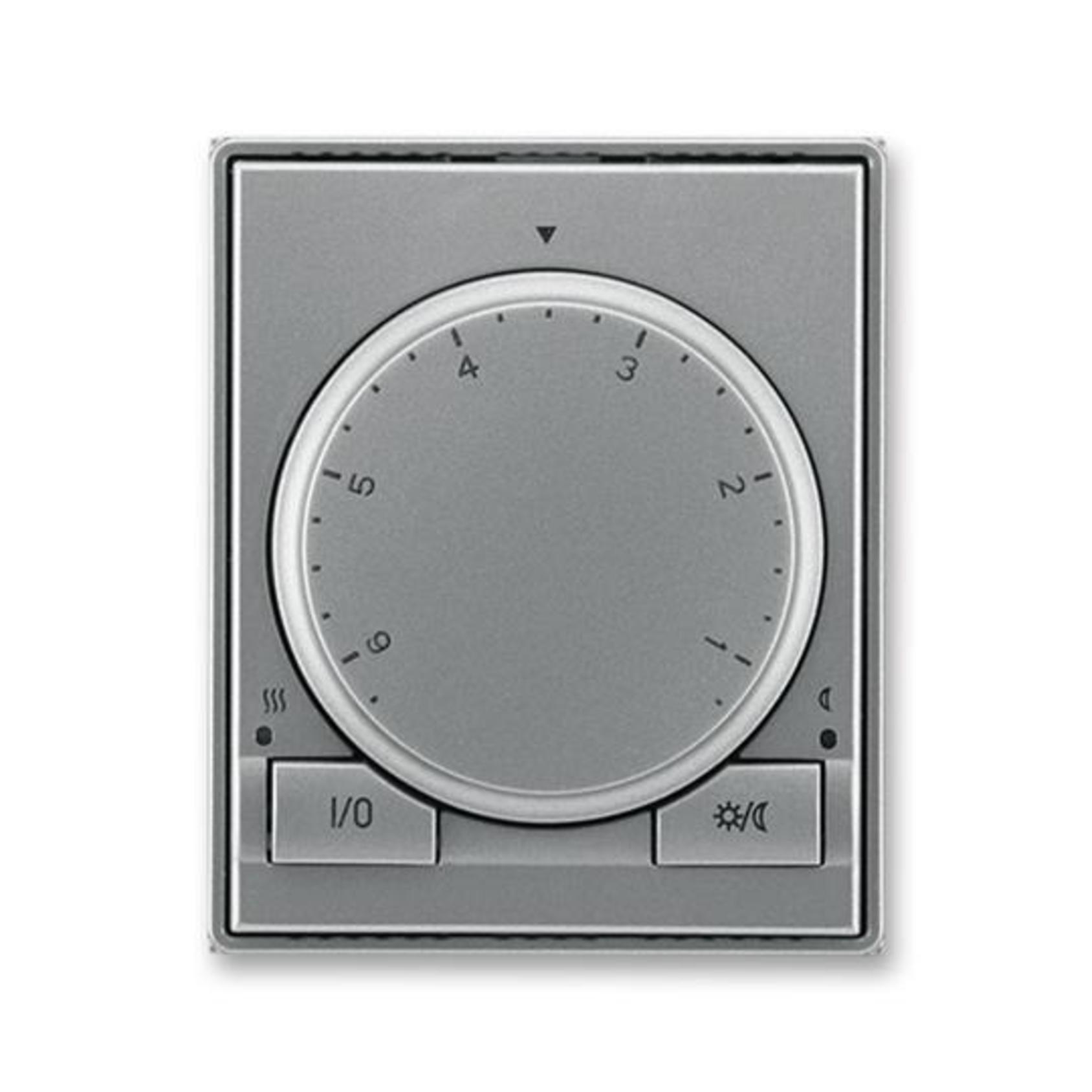 ABB 3292E-A10101 36 Time Termostat univerzální s otočným nastavením teploty (ovl. jednotka)