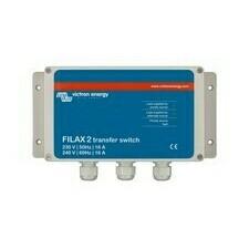 Přepínač napájení Filax-2 230V/50Hz-240V/60Hz