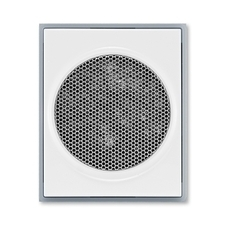 ABB 5016E-A00075 04 Element Kryt pro reproduktor, s kulatou mřížkou (AudioWorld)