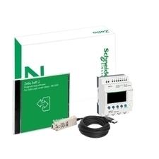 SCHN SR2PACKBD Start.balíček SR2B121BD+prog.kab.+CD RP 0,54kč/ks
