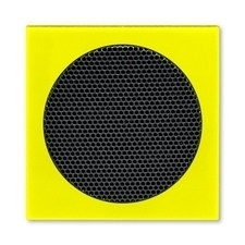 ABB 5016H-A00075 64 Levit Kryt pro reproduktor, s kulatou mřížkou (AudioWorld)