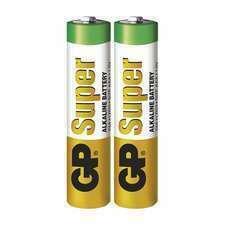 EMOS B1310 GP alkalická baterie SUPER AAA (LR03) 2SH