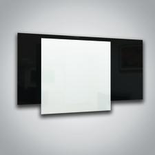 37150 ECOSUN 600 GS White Mléčně bílý, skleněný bezrámový panel na stěnu i strop, 600 W (20 ks/pal)