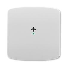 ABB 6220A-A01001 S free@home Kryt 1násobný, symbol osvětlení
