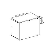 SCHN KSC800ABG4 KSC koncová napájecí skříň 800 A levá RP 35,2kč/ks