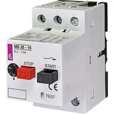 ETI 004600100 motorový spouštěč, MS25-10