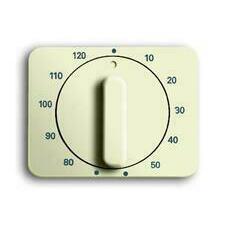 ABB 2CKA001710A2405 Alpha Kryt ovládače časového mechanického