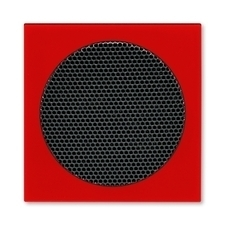 ABB 5016H-A00075 65 Levit Kryt pro reproduktor, s kulatou mřížkou (AudioWorld)