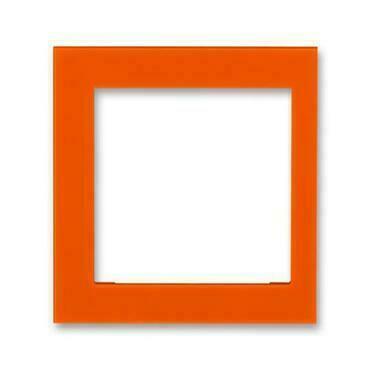 ABB 3901H-A00255 66 Levit Kryt rámečku s otvorem 55x55, krajní
