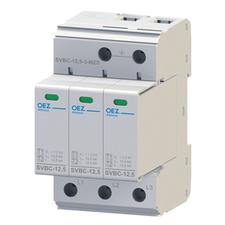 OEZ:40619 svodič bleskových proudů a přepětí SVBC-12,5-3-MZ RP 0,14kč/ks