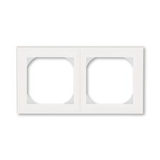 ABB 3901H-A05520 68 Levit Rámeček dvojnásobný s otvorem 55x55