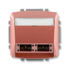 ABB 5014A-A00420 R2 Tango Kryt zásuvky komunikační (pro prvky R&M freenet)