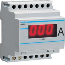HAG SM601 Ampérmetr digitální nepřímé měření 0-600A