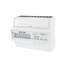 EL 1000884 Elektroměr DTS 353-L 60A, 7mod., LCD, 3-fáz., 1-tar., podružný RP 0,60kč/ks